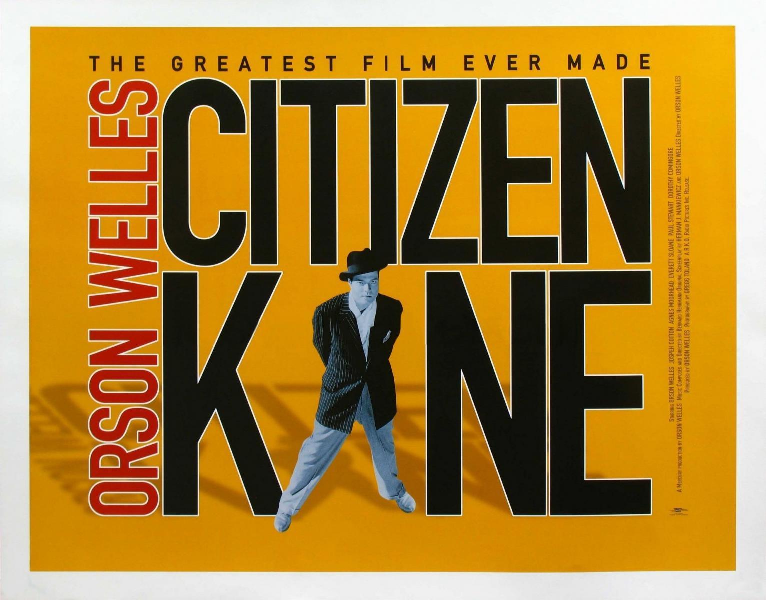 Citizen Kane Opening Scene